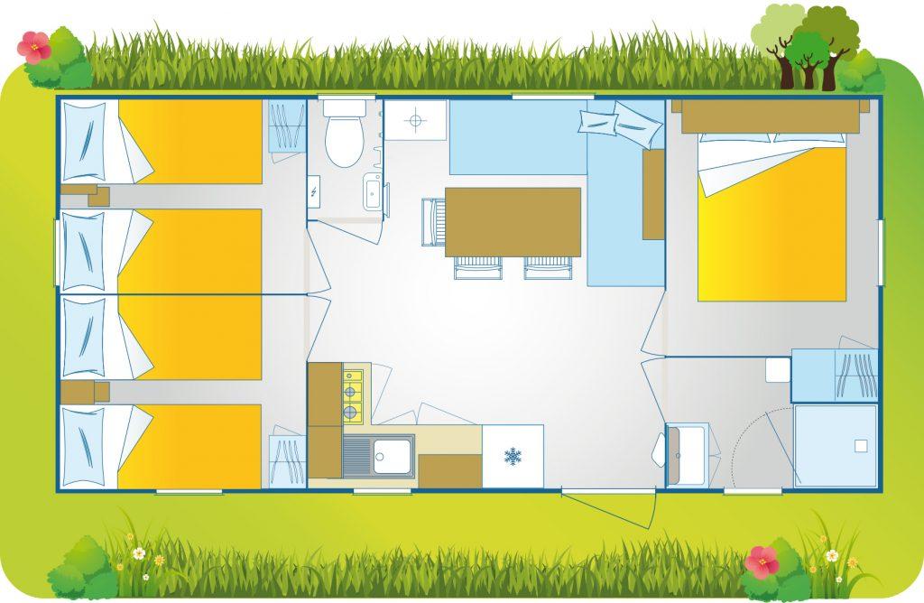 Plan Mobilehome Happy Premium Suite