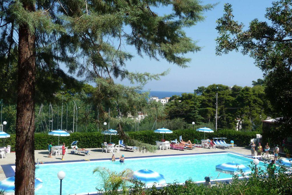 Camping Villaggio Internazionale (San Menaio)